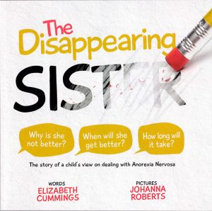 Front cover of My Disappearing Sister