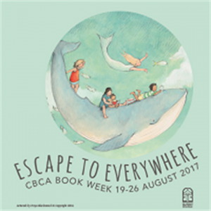 Hooray It's Children Book Week – Escape to EVERYWHERE!
