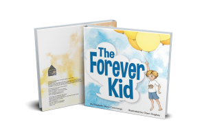 The Forever Kid book cover