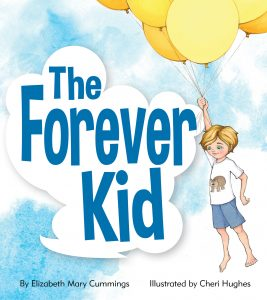 Writing The Forever Kid