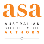 Logo of ASA, Australian Society of Authors