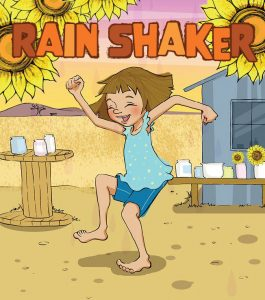 Rain Shaker Book Launch Live on Facebook