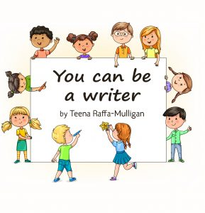Book sample of You Can be a Writer